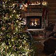 Cozy Cabin Christmas