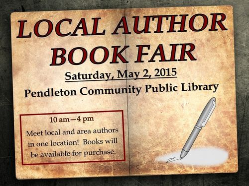 Pendleton Book Fair 2015