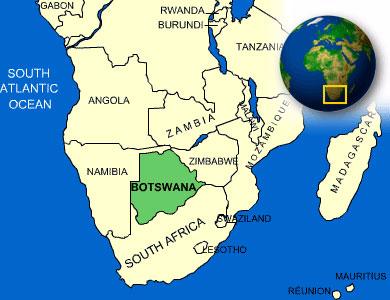 Botswanamap