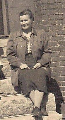 Mary Elizabeth Whitley Britt, 1893-1977