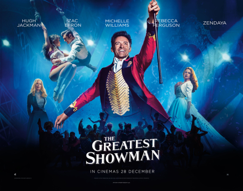 Greatest showman movie