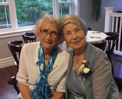 Mama & Barbara Foulke Sept 2017
