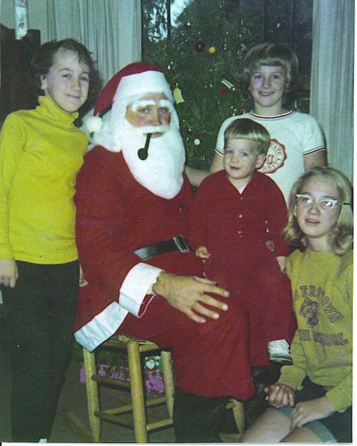 1969 House Santa