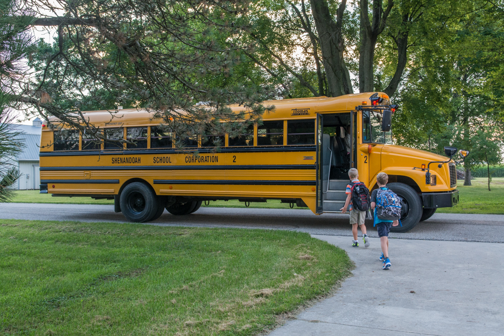 school bus drivers get paid during summer