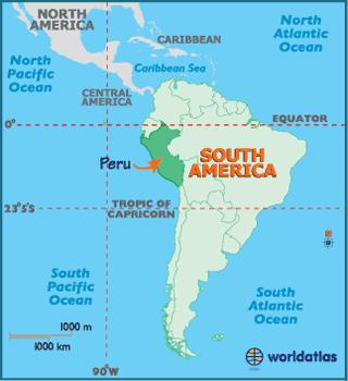 Peru south america