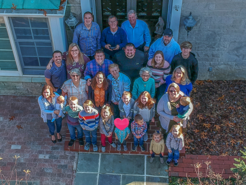 2018 Thanksgiving  Family
