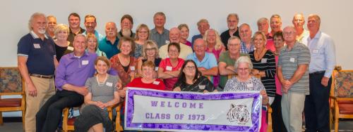 Class of 1973crop
