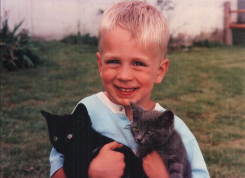 Kyler June 1992