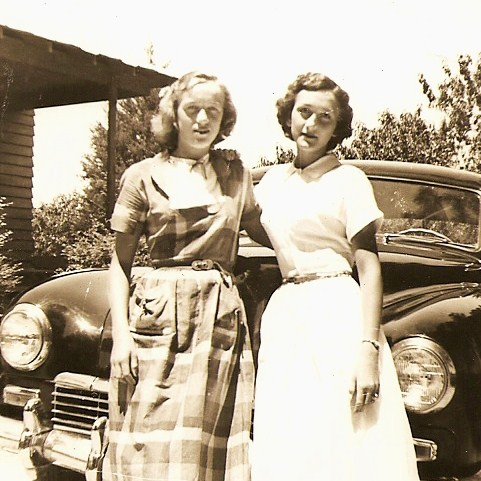 ShirleyLois Aug1951crop