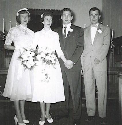 Bud & Lois wedding 7