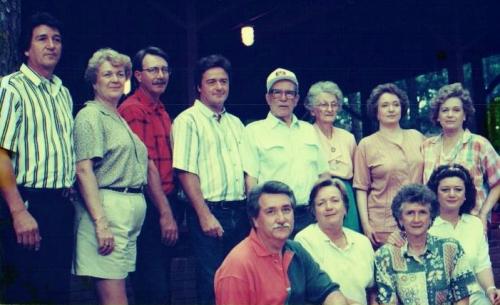 Britt Family June1994
