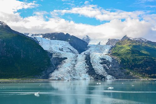Meeting of the Glaciers