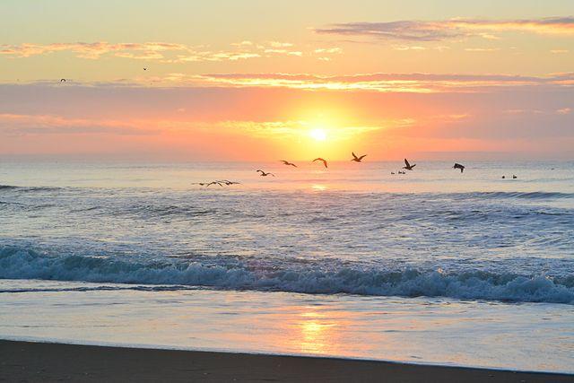 Hatteras Sunrise