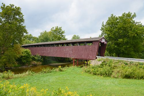 Roann Covered Bridge