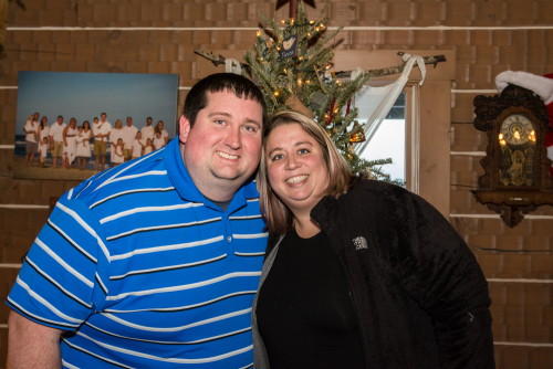Emily & Zach December 2017