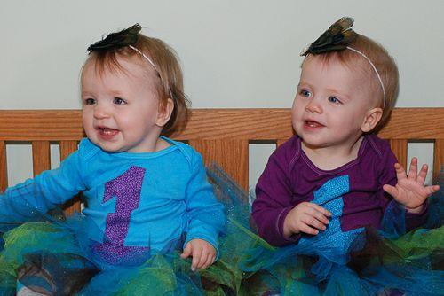 Precious Peacock Princesses